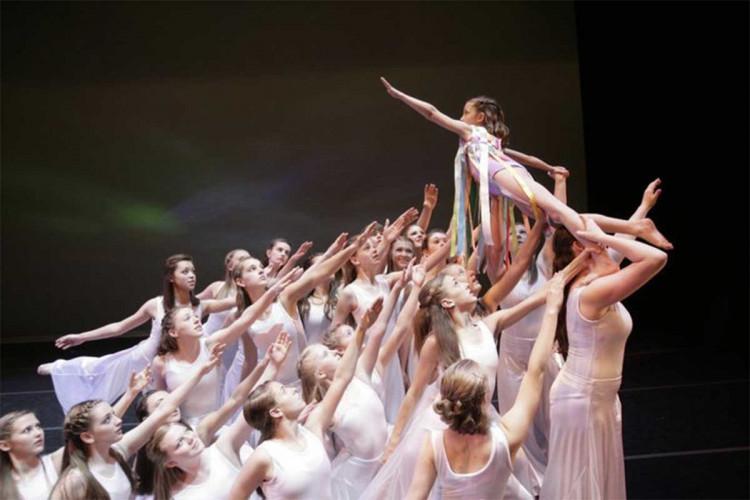 Children's Dance Theatre Presented by University of Utah Tanner Dance