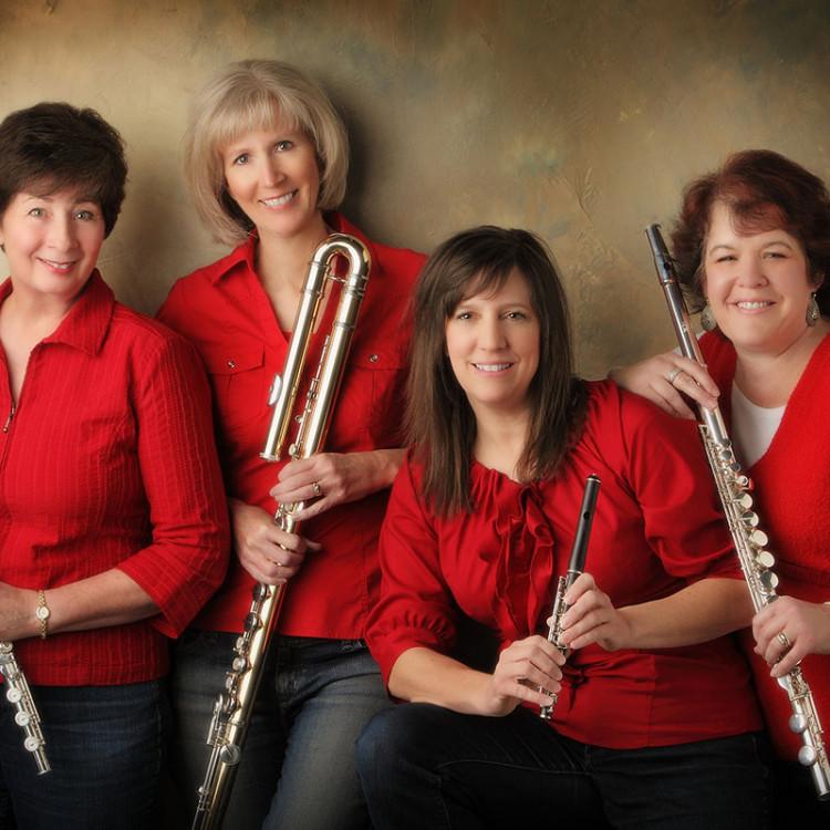 Flutes Afire