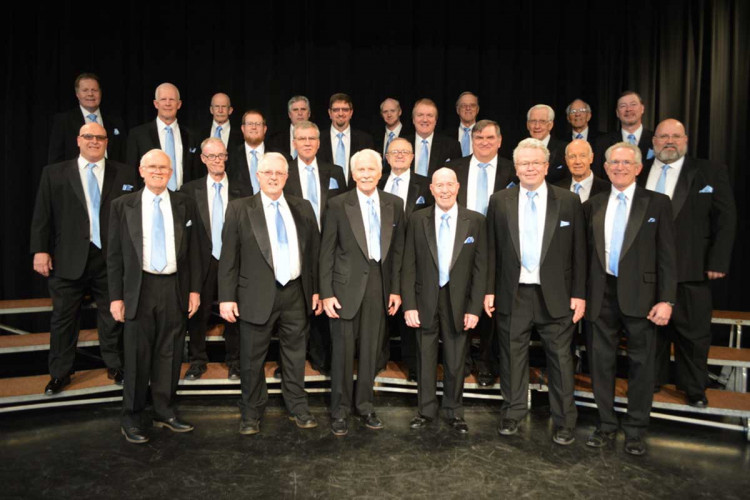 Random Acts of Music Feat. The Beehive Statesmen Chorus