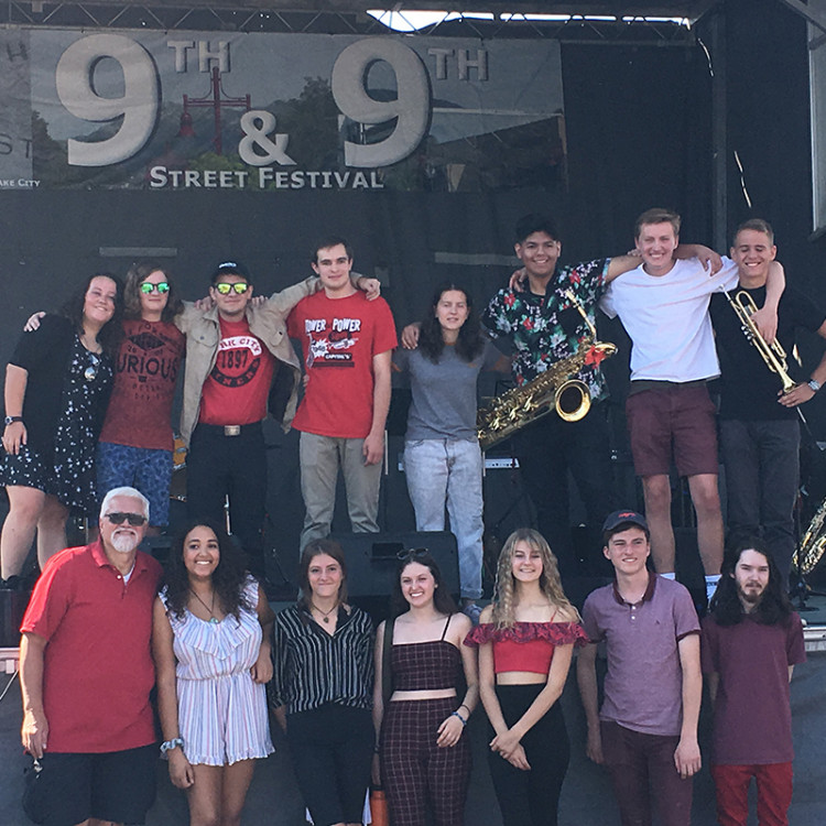 Wasatch Music Coaching Academy Students Bands: Master's Ensemble
