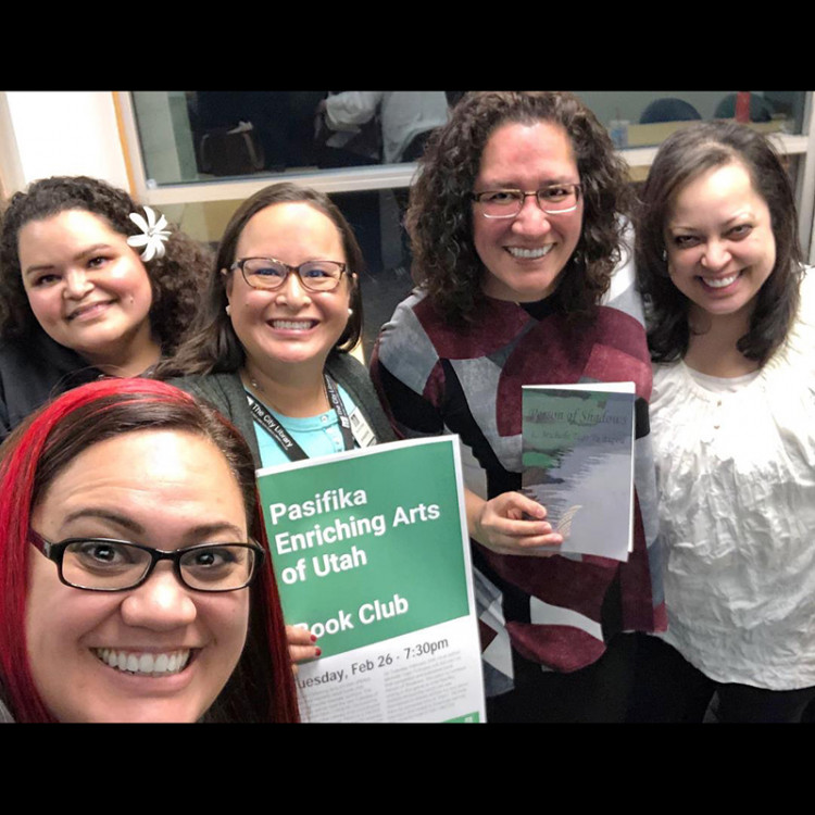 PEAU Pacific Islander Women's Writing Group