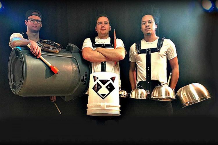 Trash Panda Drum Group