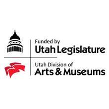 Utah Arts and Museums logo