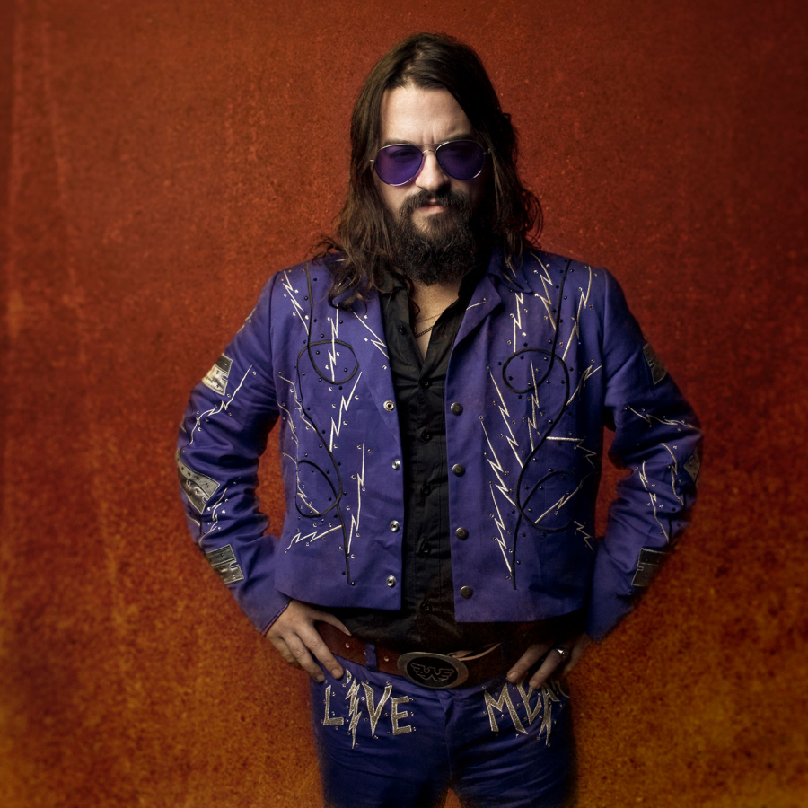 Shooter Jennings & Waymore's Outlaws